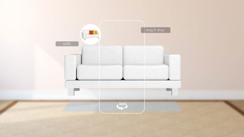 Antes de trocar um móvel de lugar, planeje onde vai ficar