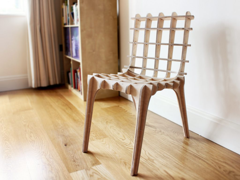Antler Chair móveis open source