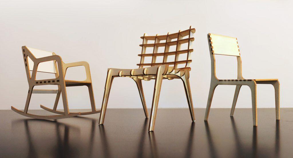 cadeira  móveis open source