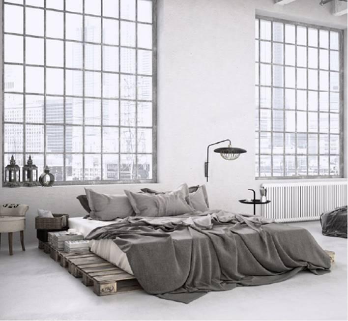 arandelas podem ser uma luz ideal para quarto