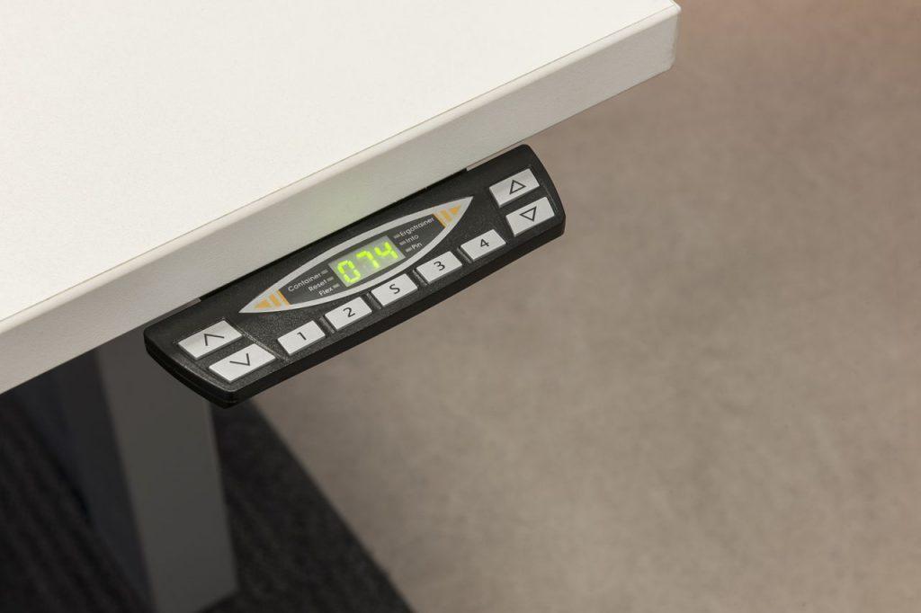 painel para regulagem de altura